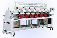 Ricoma RCM-1206CHT 12-игольная 6-головочная вышивальная машина для головных уборов