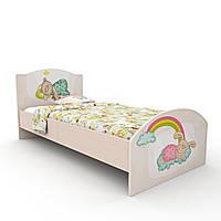 """Кровать детская """"Зайки"""" 90*190 см"""