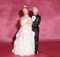 Свадебные фигурки для торта