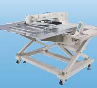 Промышленная швейная машина JUKI AMS224EN-HS4530SZ-5000NSF с программируемым циклом шитья и компьютерным