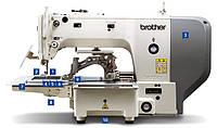 Brother BASS 311H 05A Швейный автомат программируемой строчки для тяжелых и сверхтяжелых тканей