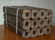 Древесные топливные брикеты, фото 1
