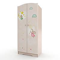 """Шкаф для детской комнаты """"Зайки"""""""