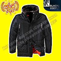 Куртки мужские Black Vinyl 815