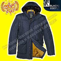 Куртки мужские Black Vinyl 815 Navy 2-2