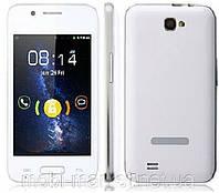 Смартфон  Samsung GALAXY + tv, 4 дюйма( белого цвета), андроид 4.0.2 , фото 1