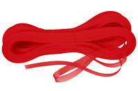 Регилин мягкий красный (ширина 1.5, 3, 4, 7 см)