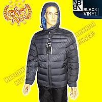 Пуховики мужские Black Vinyl 519 Ocean Grey