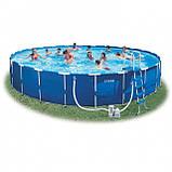 Каркасний басейн Intex 56952 Metal Frame Pool 549 x 122, фото 2