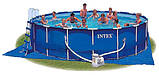 Каркасний басейн Intex 56952 Metal Frame Pool 549 x 122, фото 5