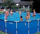 Каркасний басейн Intex 56952 Metal Frame Pool 549 x 122, фото 6