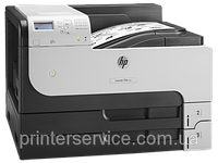 HP LaserJet M712dn, принтер формата А3