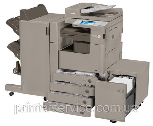 Черно-белое МФУ Canon iRA4035i интеллектуальный принтер-сканер-копир формата А3