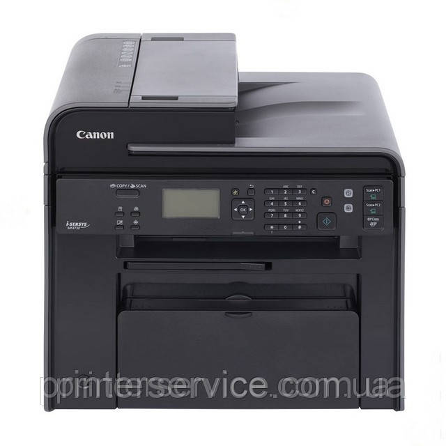 Черно-белое лазерное МФУ Canon MF4750, принтер, копир, сканер, факс формата А4