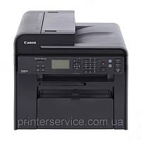 Черно-белое лазерное МФУ Canon MF4750, принтер, копир, сканер, факс формата А4, фото 1