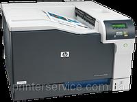 Цветной лазерный принтер HP color laserjet cp5225n формата A3, фото 1
