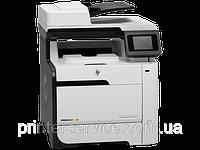 Цветной принтер-сканер-копир-факс HP LaserJet Pro 400 MFP M475dn, фото 1