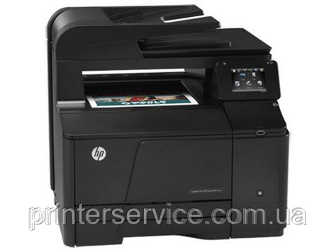 HP LaserJet Pro 200 MFP M276nw, лазерное цветное МФУ 4в1 +Wi-Fi