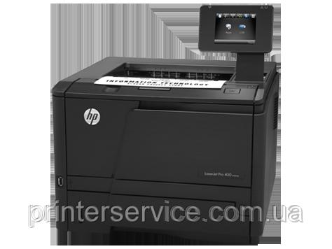 Принтер А4 HP LaserJet Pro 400 M401dn
