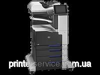 МФУ HP M775z, цветной принтер-сканер-копир, факс (опция), фото 1