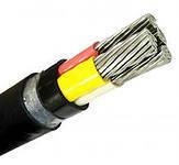 Силовой кабель АВВГ, бронированный АВБбШв
