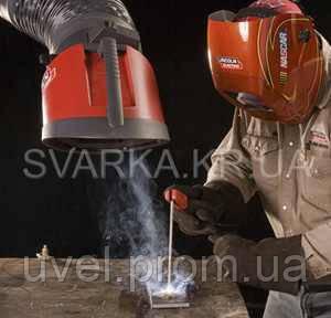 Statiflex® 200-M / 400-MS вытяжная система LINCOLN ELECTRIC - ООО «Ювел ЛТД» в Кривом Роге