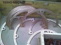 Кольца на токоприемник кольцевой Э-2503/2505 312Б-2 (токосъёмник)