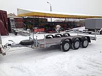 Прицеп для генератора 5400кг! Тормоза наката 3,6 тонн!