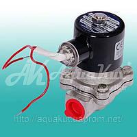 "Соленоидный электромагнитный клапан 1/2"" / 220v / 2w-160-15."