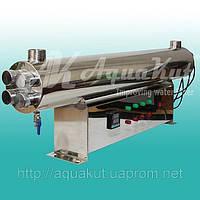 Установка ультрафиолетового обеззараживания с блоком управления UV-220W / 48G.
