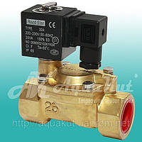 "Соленоидный электромагнитный клапан 1"" / 220v / DFD-25."