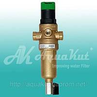 Фильтр для горячей воды самопромывной с редуктором (аналог хонивела) FK 06 1/2» AAM