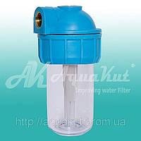 """Фильтр для воды MIGNON 3P 5"""" 1/2"""" угловой (с дозатором) HD."""
