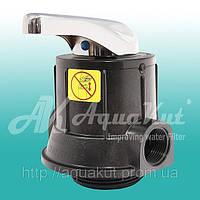 Многоходовой  ручной клапан TMF56F.