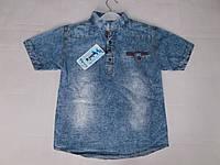 Рубашка-тениска для мальчика(9-12лет)
