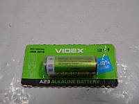 Батарейка брелока автосгнализации VIDEX А23 12В