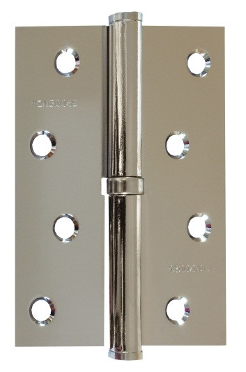 Петля APECS 100*75-B-Steel-NIS-R