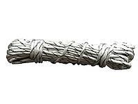 Шнур бытовой из синтетических нитей 5 мм. х 20 м.