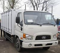 Кузов-фургон хлебный на а/м Hyundai