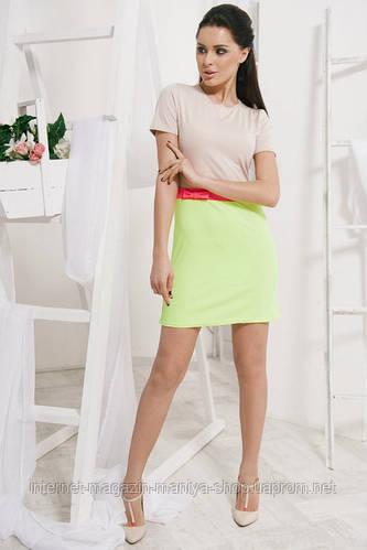 Женское стильное платья
