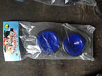Колеса вспомогательные Lumari для детского велосипеда синие