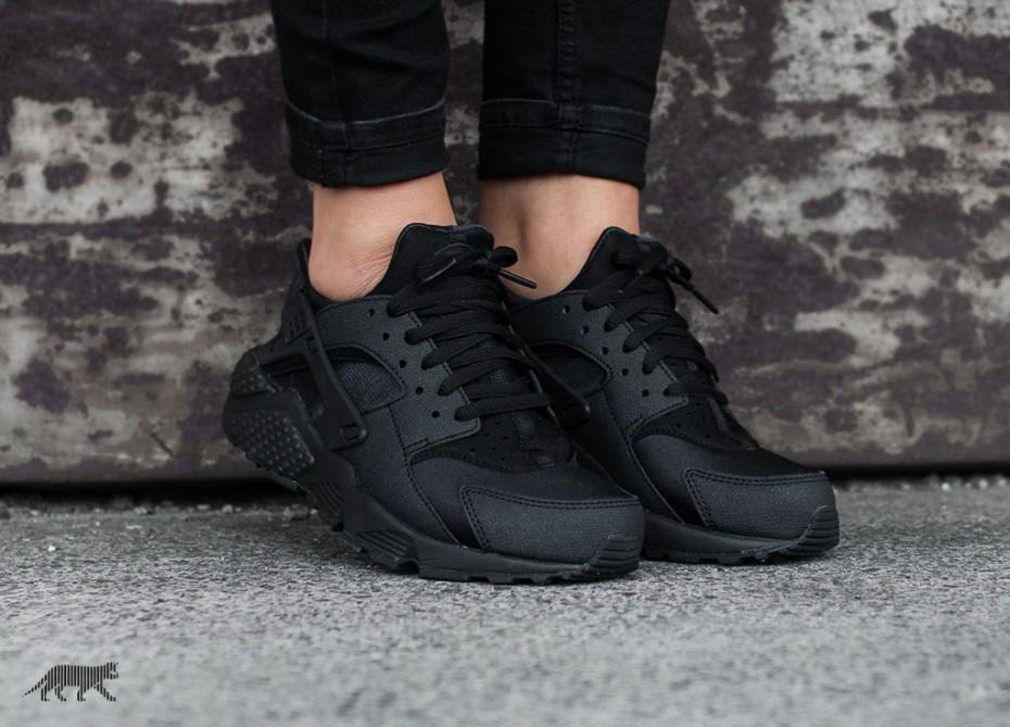 2b35b13b Женские кроссовки Nike Air Huarache Black(36-40 Размер)(ТОП РЕПЛИКА ААА+),  цена 1 099,80 грн., купить в Киеве — Prom.ua (ID#260872298)