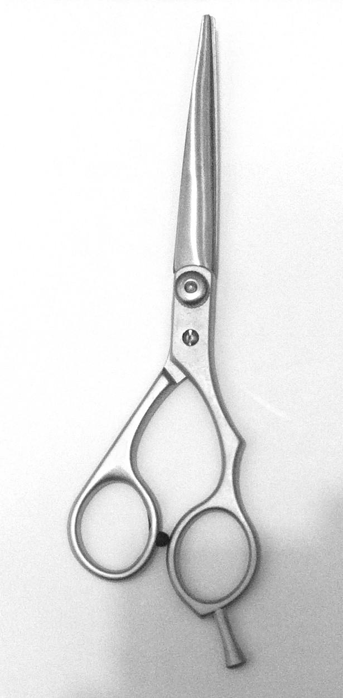 Ножницы парикмахерские, прямые, китай