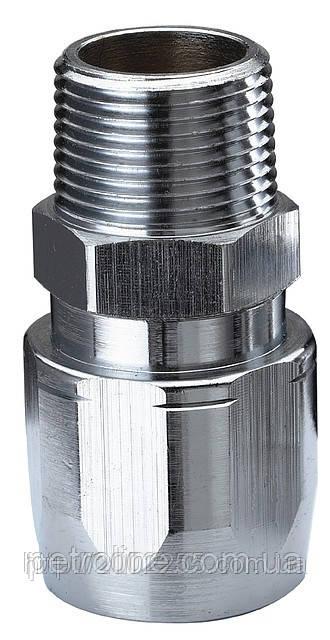 Штуцер розбірний MX-HC 203 (1 'BSP-шланг 1')