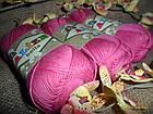 BELLA (Белла) 100% хлопок 489 ярко-розовый