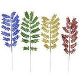 Лист папоротника зеленый (10 Лист папоротника зеленый (10 , фото 2