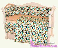 Детская постель Twins 4 элемента multi comfort, фото 1