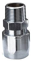 Штуцер розбірний з поворотною муфтою MX-HS 102, 3/4 'x 3/4'