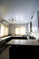 Натяжные потолки сатиновые эконом 5,0м