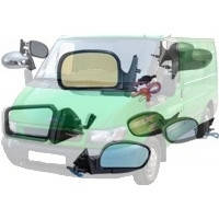 Зеркала и комплектующие Ford Transit Форд Транзит 2000-2006